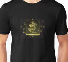 Gold Aztec God Unisex T-Shirt