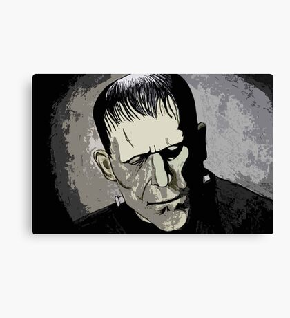Victor's Creation Canvas Print