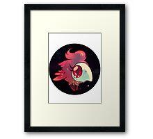 Spritzee Framed Print