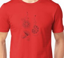 In the Silence - duco divina doodle Unisex T-Shirt