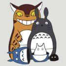 Totoroshka by Rhonda Blais