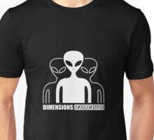 Alien Dimensions Unisex T-Shirt