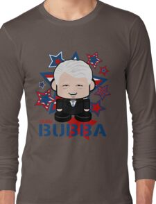 Team Bubba Politico'bot Toy Robot Long Sleeve T-Shirt