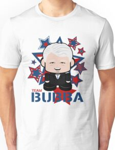 Team Bubba Politico'bot Toy Robot Unisex T-Shirt