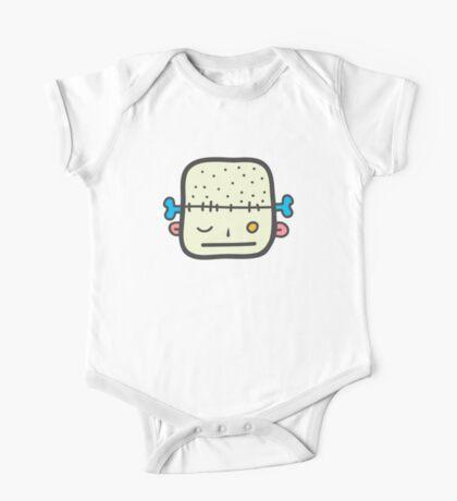 We love brains! One Piece - Short Sleeve