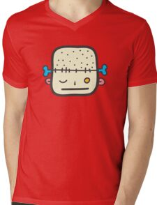 We love brains! Mens V-Neck T-Shirt