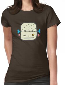 We love brains! Womens Fitted T-Shirt