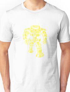 Manbot - Distressed Variant Unisex T-Shirt