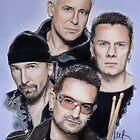 U2 by MelannieD