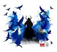 Samurai: Rider Photographic Print