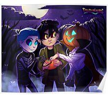 Drananigons Halloween 2016 Poster