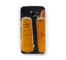 grilled corn on the cob Samsung Galaxy Case/Skin