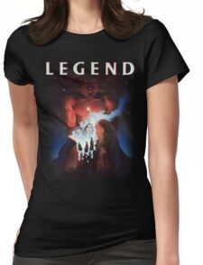 Legend Shirt! Womens Fitted T-Shirt