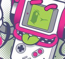 Game Boy - Old School Sticker