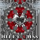 Merry X-MAS by Desirée Glanville