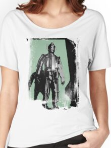 Cyberman (distressed) Women's Relaxed Fit T-Shirt