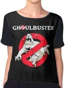 Ghostbusters - Ghoul Chiffon Top