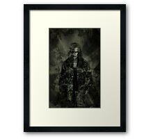 Unseen Framed Print