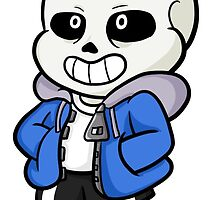 Cute Sans by geekmythology