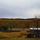 Autumn In The Valley by Rhonda Blais