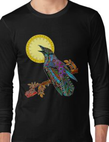 Electric Crow Long Sleeve T-Shirt