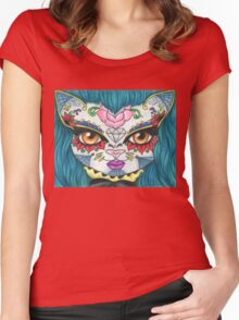 Gato Women's Fitted Scoop T-Shirt