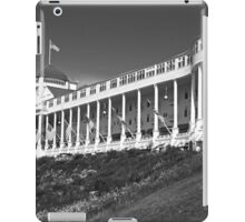Grand Hotel 2 BW iPad Case/Skin