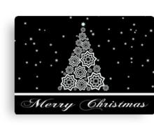 Christmas Card 13 Canvas Print
