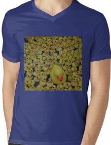 Rubber Duckie Mens V-Neck T-Shirt
