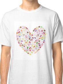 Sweetheart papercut Classic T-Shirt