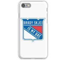 Brady Skjei - #76 New York Rangers iPhone Case/Skin
