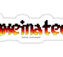 watched Sticker