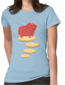Yak and Stepping Stones T-Shirt