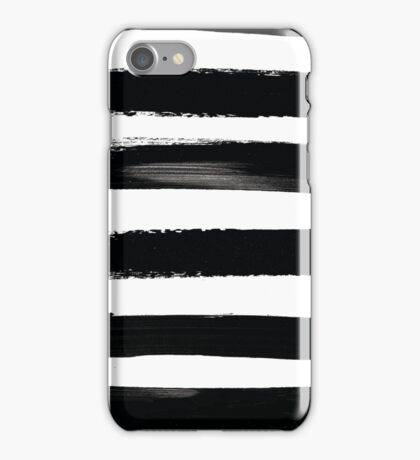 Inky Strokes iPhone Case/Skin