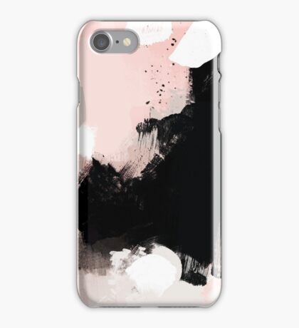 Modern Brush Strokes iPhone Case/Skin