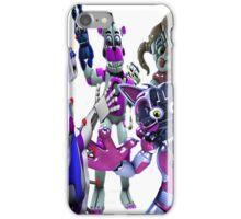 fnaf sl characters iPhone Case/Skin