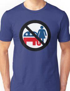 No No No Unisex T-Shirt