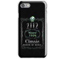 BOTTLE LABEL - 2112 iPhone Case/Skin