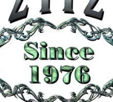 BOTTLE LABEL - 2112 Sticker