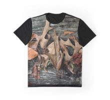 The Edge of Fall Graphic T-Shirt