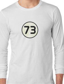 73 Sheldon Distressed Long Sleeve T-Shirt