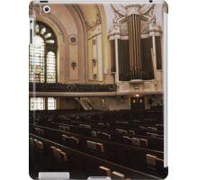 chapel iPad Case/Skin