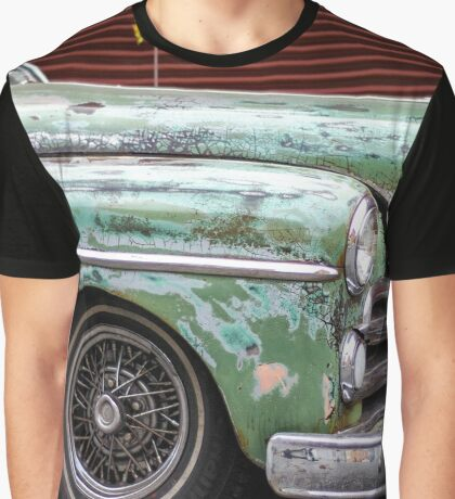 Old car Graphic T-Shirt