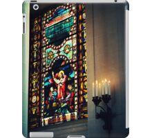 lit window iPad Case/Skin