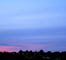 Blue Evening by rose-etiennette