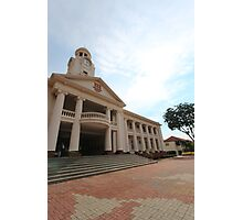 Singapore Hwa Chong Institution Photographic Print