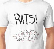 RATS!!!! Unisex T-Shirt