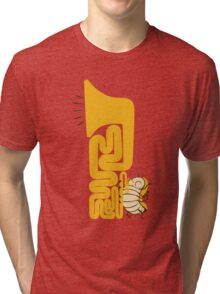 Tuba Bug Tri-blend T-Shirt