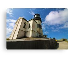 Aging Lighthouse Canvas Print