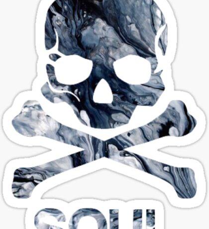 Soul skull Sticker